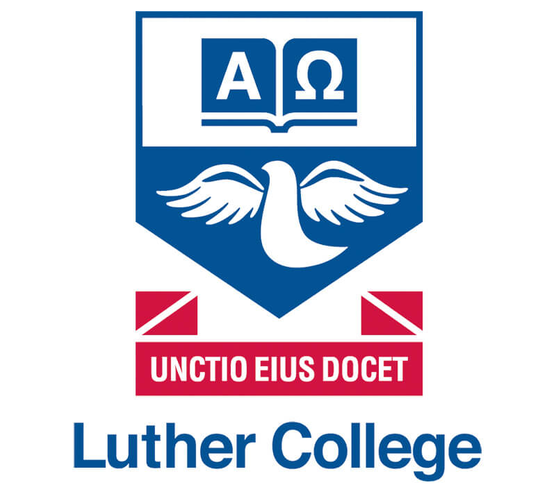 Luther College logo