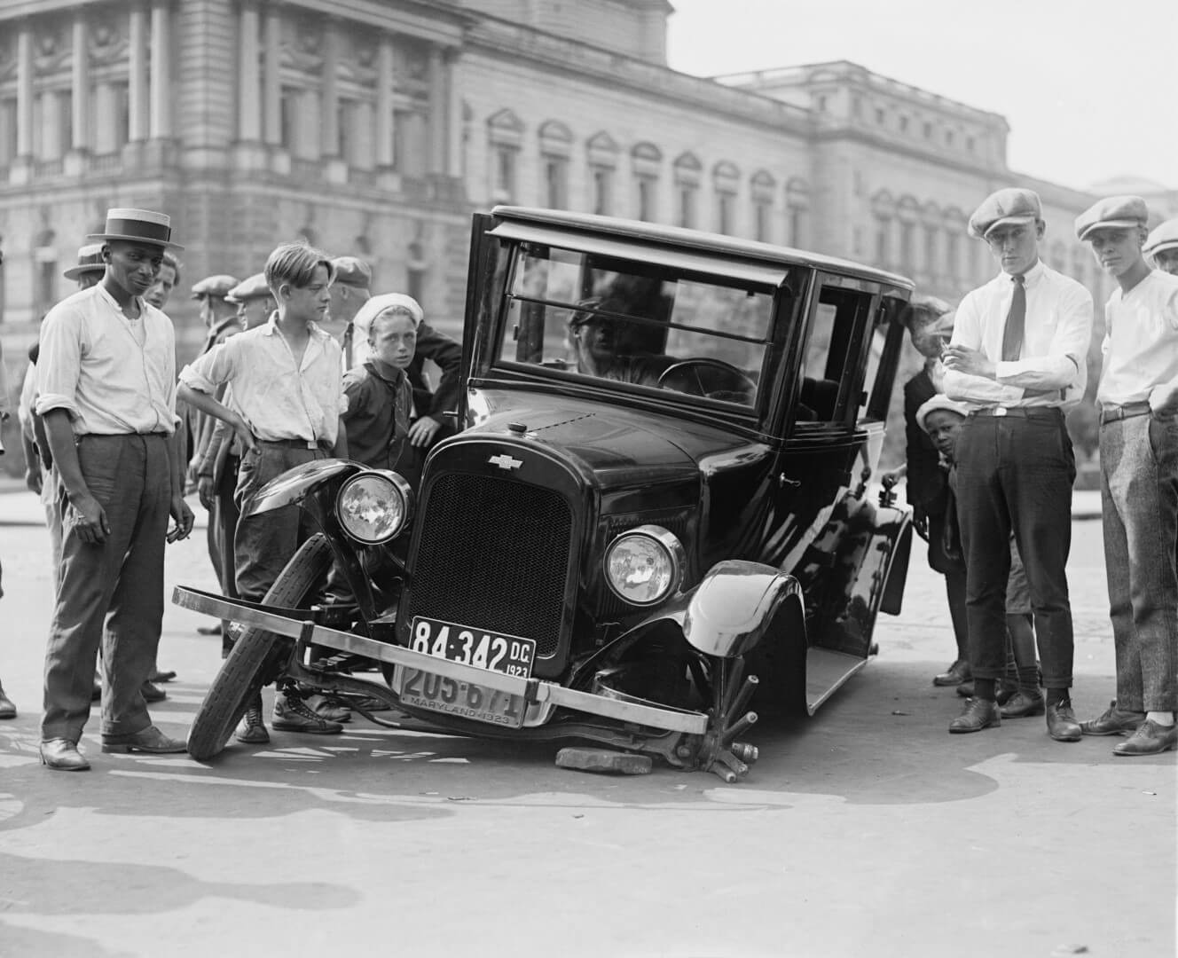 Vintage car - don't let an outage wreck your business